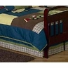 Construction Zone Bed Skirt for Toddler Bedding Sets by Sweet Jojo Designs