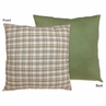 Construction Zone Decorative Accent Throw Pillow by Sweet Jojo Designs