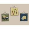 Construction Zone Wall Hanging Accessories by Sweet Jojo Designs
