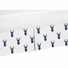 Crib Bed Skirt for Woodland Deer Baby Bedding Sets by Sweet Jojo Designs