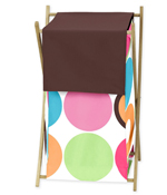 Deco Dot Modern Childrens Kids Clothes Laundry Hamper by ...