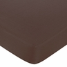 Designer Dot Fitted Crib Sheet for Baby/Toddler Bedding by Sweet Jojo Designs - Chocolate Brown