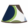 Designer Dot Modern Lamp Shade by Sweet Jojo Designs