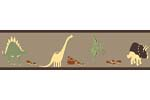 Dinosaur Baby and Kids Wall Border by Sweet Jojo Designs