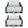 Earth and Sky Baby Crib Side Rail Guard Covers by Sweet Jojo Designs - Set of 2