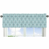 Earth and Sky�Collection Arrow Print Window Valance