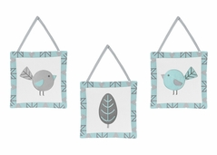 Earth and Sky Wall Hanging Accessories by Sweet Jojo Designs