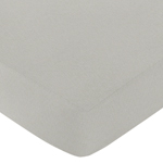 Fitted Crib Sheet for Balloon Buddies Baby/Toddler Bedding by Sweet Jojo Designs - Gray