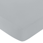 Fitted Crib Sheet for Earth and Sky Baby/Toddler Bedding by Sweet Jojo Designs - Gray
