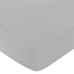 Fitted Crib Sheet for Trellis Baby/Toddler Bedding by Sweet Jojo Designs - Gray
