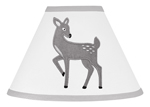 Lamp Shade for Forest Deer and Dandelion Collection by Sweet Jojo Designs