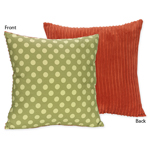 Forest Friends Decorative Accent Throw Pillow