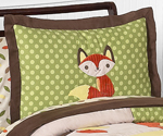 Forest Friends Pillow Sham