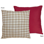 Frankie's Fire Truck Decorative Accent Throw Pillow by Sweet Jojo Designs