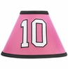 Girls Soccer Lamp Shade by Sweet Jojo Designs