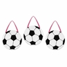 Girls Soccer Wall Hanging Accessories by Sweet Jojo Designs