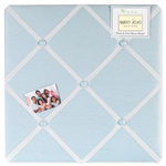 Go Fish Fabric Memory/Memo Photo Bulletin Board