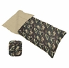 Green and Brown Camo Army Camouflage Boys Kids Childrens Toddler Sleeping Bag