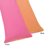 Groovy Full Length Double Zippered Body Pillow Case Cover by Sweet Jojo Designs