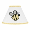 Honey Bee Lamp Shade by Sweet Jojo Designs
