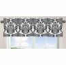 Hot Pink, Black and White Isabella Girls Window Valance by Sweet Jojo Designs