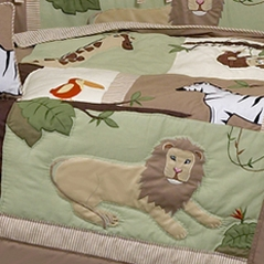 Jungle Bedding