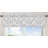 Lavender and Gray Elizabeth�Window Valance by Sweet Jojo Designs