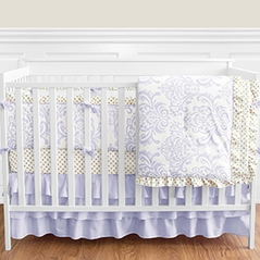 Purple Baby Bedding Amp Purple Crib Bedding Sets Sweet