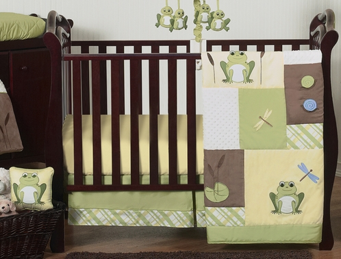 Leap Frog Baby Bedding 11pc Crib Set Only 189 99