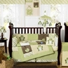 Leap Frog Baby Bedding - 9 pc Crib Set