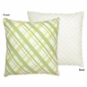 Leap Frog Decorative Accent Throw Pillow by Sweet Jojo Designs