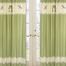 Leap Frog Window Treatment Panels - Set of 2