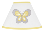 Mod Garden Lamp Shade by Sweet Jojo Designs