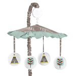 Outddor Adventure Musical Baby Crib Mobile by Sweet Jojo Designs