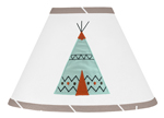 Outdoor Adventure Lamp Shade by Sweet Jojo Designs