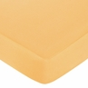 Pink and Orange Butterfly Fitted Crib Sheet for Baby and Toddler Bedding Sets by Sweet Jojo Designs - Solid Orange