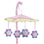 Pretty Pony Musical Crib Mobile by Sweet Jojo Designs