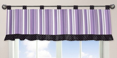 JoJo Designs Kaylee Collection Window Valance, Multi-Colored