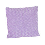 Purple Minky Swirl Kaylee Decorative Accent Throw Pillow by Sweet Jojo Designs