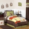 Sea Turtle - 4pc Boys Twin Bedding Set by Sweet Jojo Designs