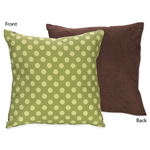 Sea Turtle Decorative Accent Throw Pillow by Sweet Jojo Designs
