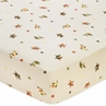 Fitted Crib Sheet for Sea Turtle Baby/Toddler Bedding by Sweet Jojo Designs - Mini Turtle Print