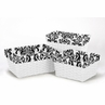 Set of 3 One Size Fits Most Basket Liners for Isabella Bedding Sets by Sweet Jojo Designs