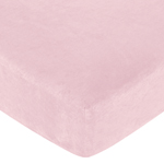 JoJo Designs Soho Pink Fitted Crib Sheet for Baby and Tod...