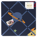 Space Galaxy Fabric Memory/Memo Photo Bulletin Board