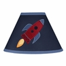 Space Galaxy Lamp Shade by Sweet Jojo Designs