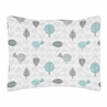 Standard Pillow Sham for Earth and Sky Bedding by Sweet Jojo Designs