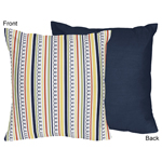Modern Robot Decorative Accent Throw Pillow by Sweet Jojo...