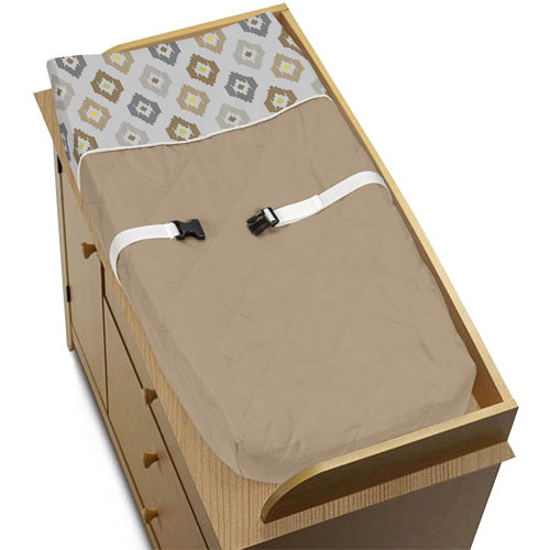 JoJo Designs Baby Changing Pad Cover for Safari Outback J...
