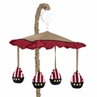 Treasure Cove Pirate Musical Baby Crib Mobile by Sweet Jojo Designs